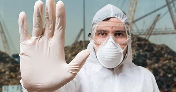 desechos quimicos